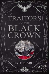Traitors of the Black Crown cover