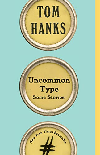 Book Cover for Uncommon Type