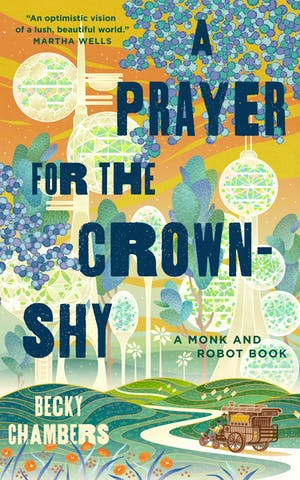 a prayer for the crown shy cover