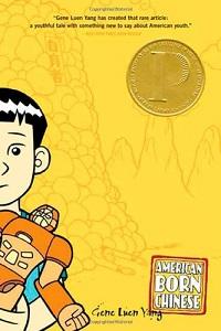 American Born Chinese by Gene Luen Yang and Lark Pien