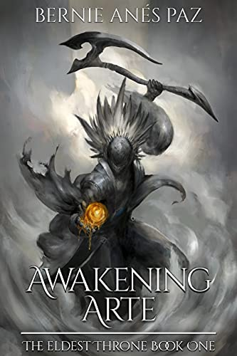 Cover of Awakening Arte by Bernie Anés Paz
