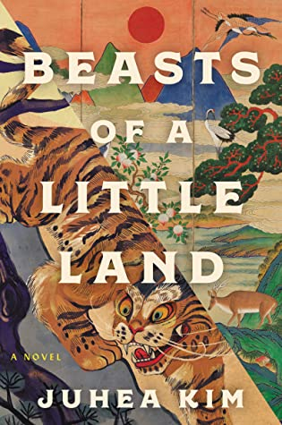 Beasts of a Little Land Book Cover