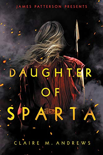 daughter of sparta book cover