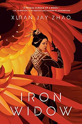 Cover of Iron Widow by Xiran Jay Zhao
