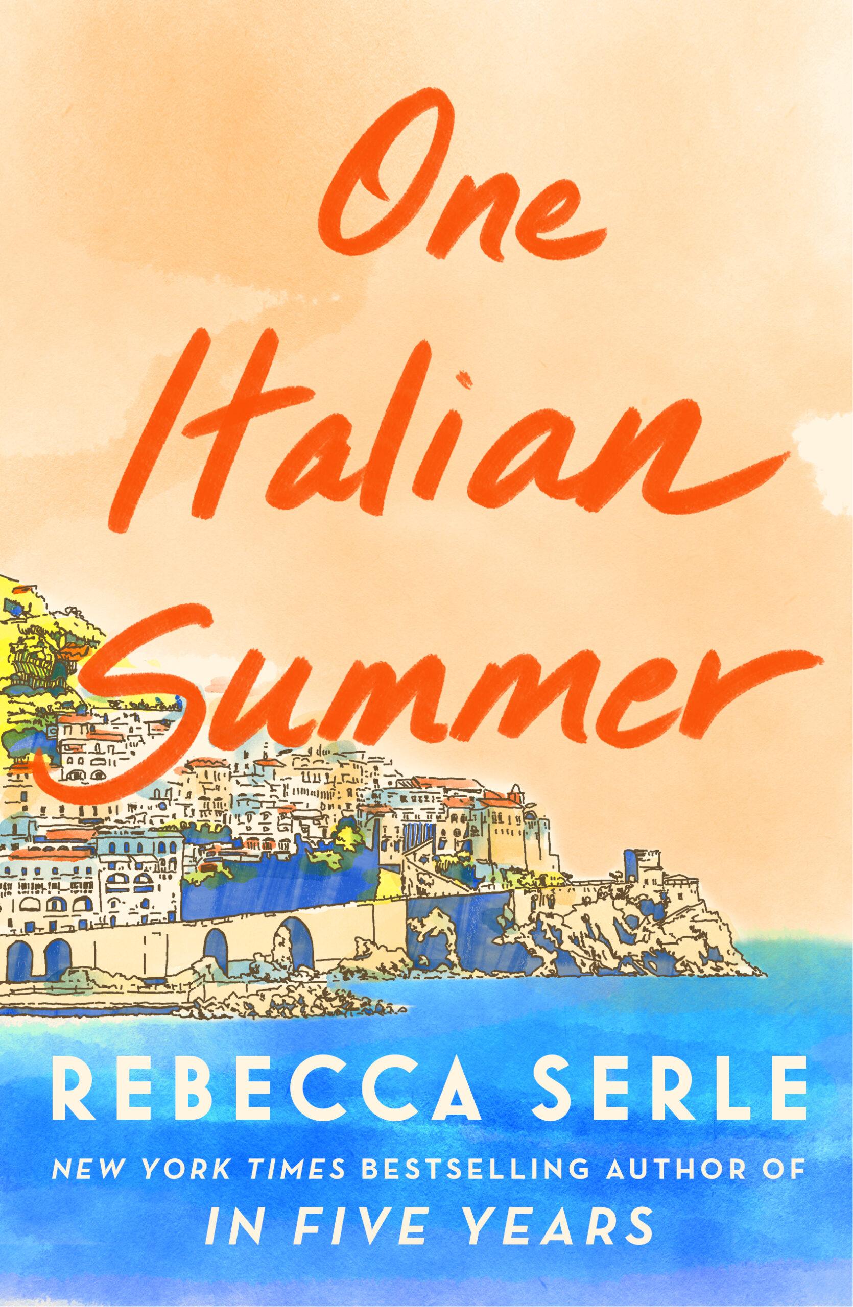 one italian summer cover
