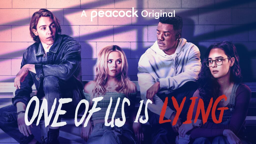 Promo image for One Of Us Is Lying