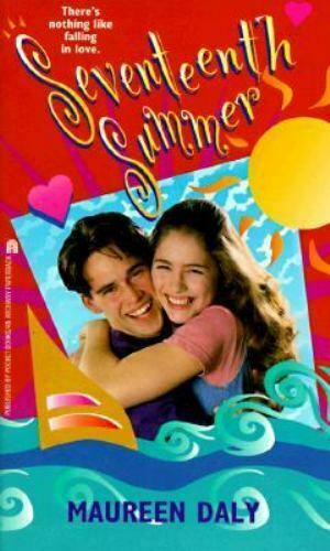 Seventeenth Summer book cover from the 90s