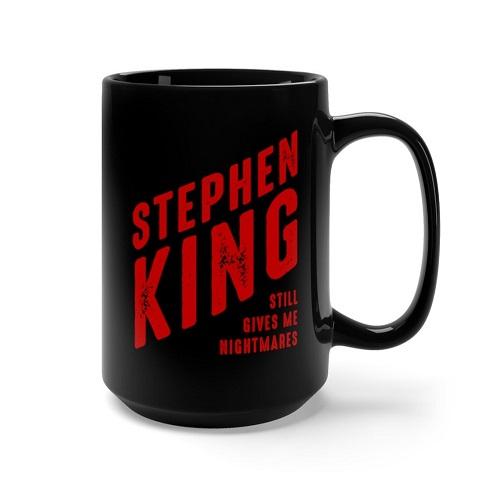 Stephen King Still Gives Me Nightmare Mugs