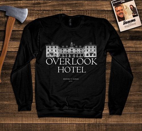 Overlook Hotel Sweater Stephen King The Shining