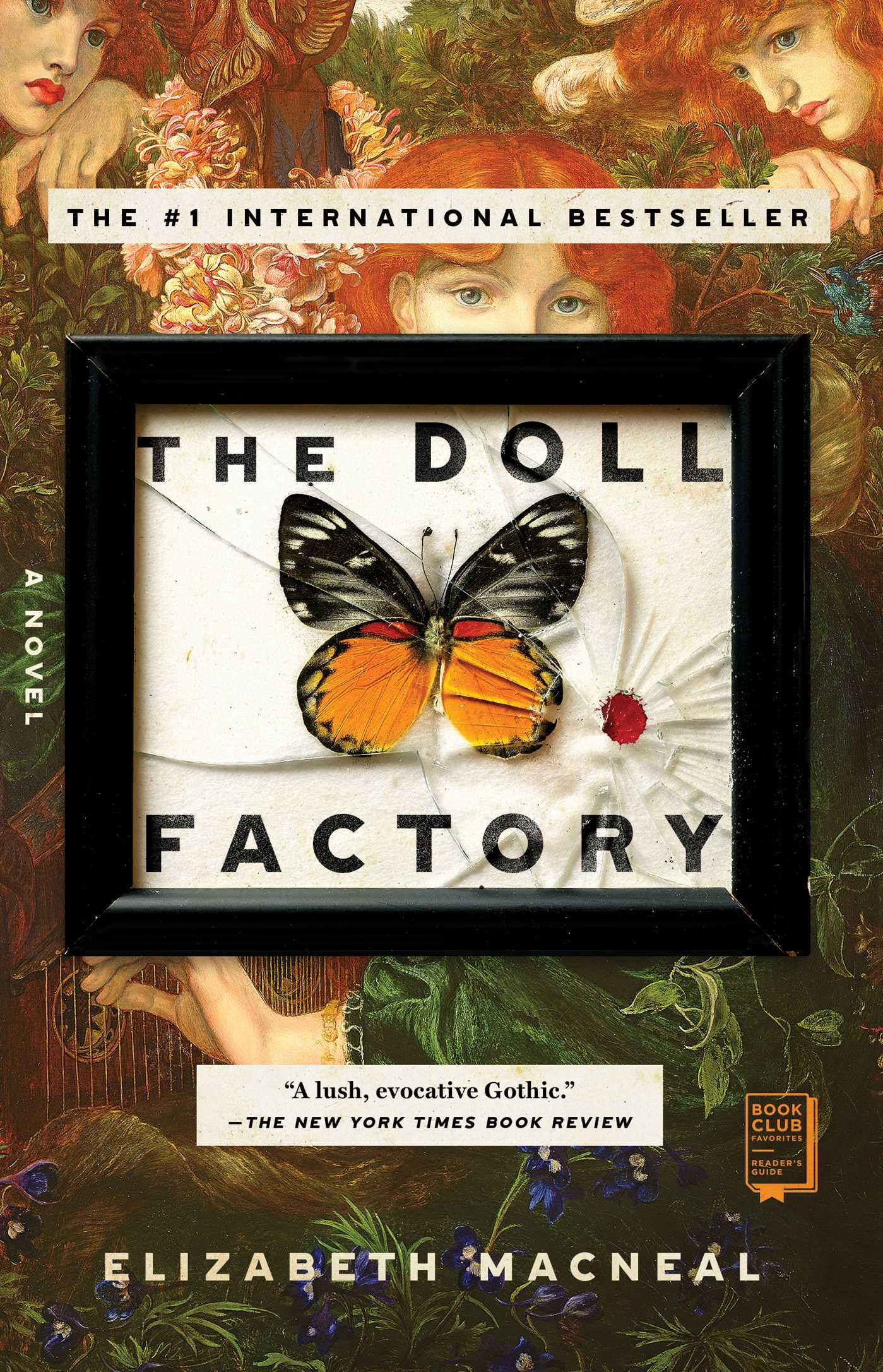 The Doll Factory Book Cover