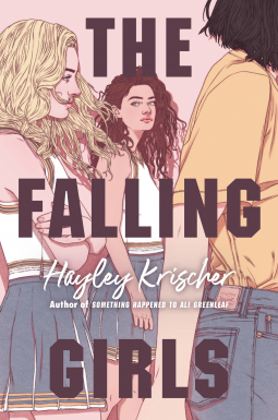 the falling girls book cover