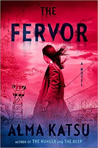 the fervor book cover