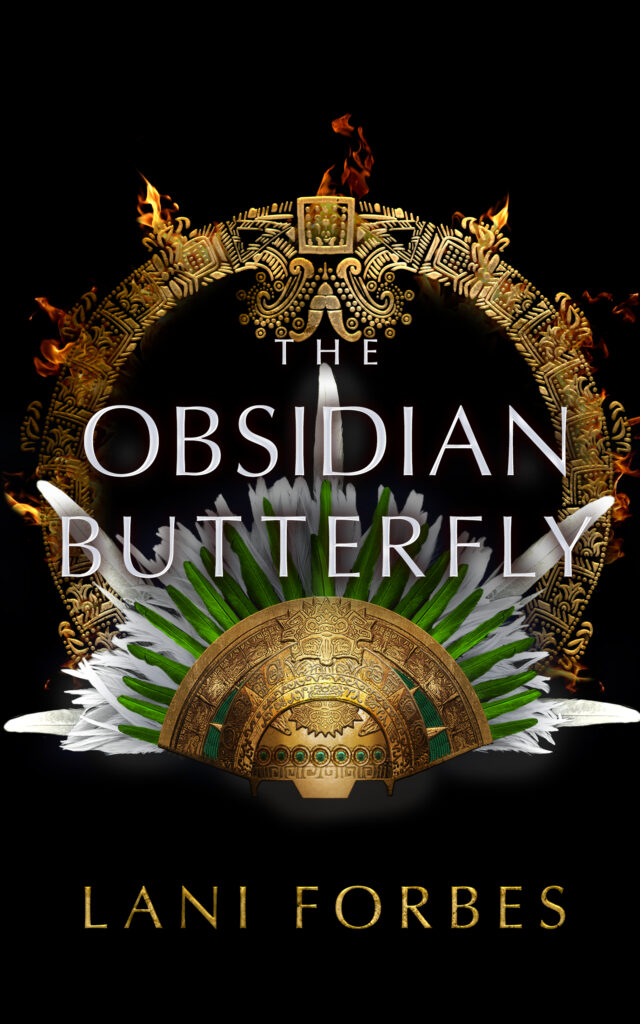 obsidian butterfly cover