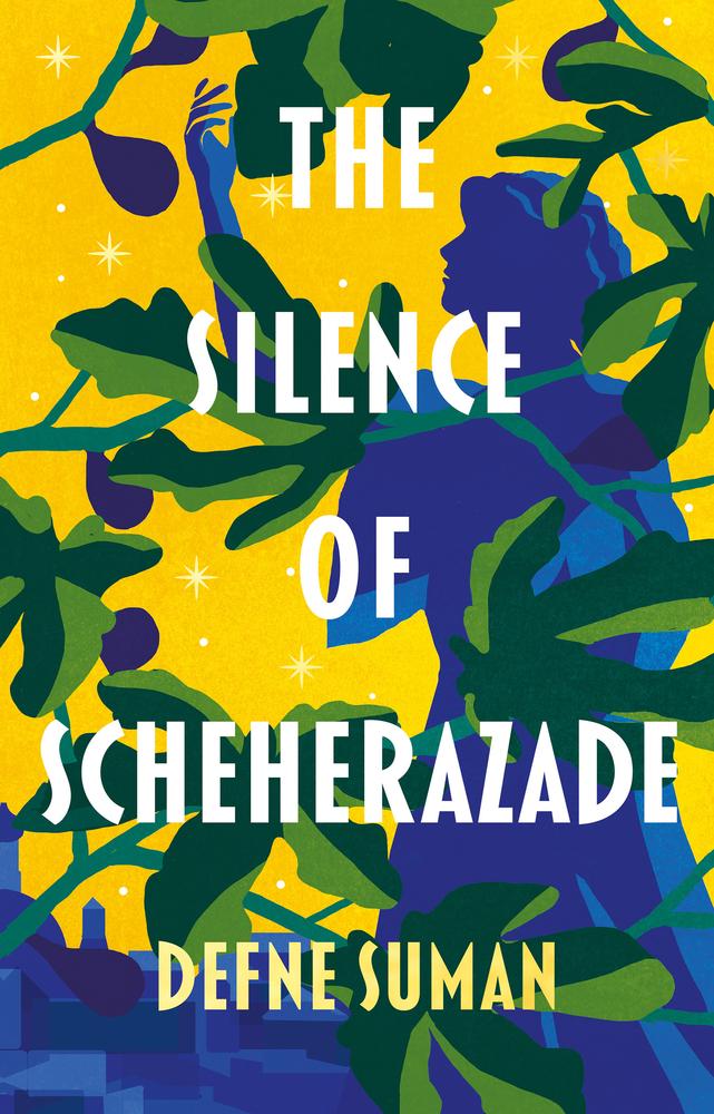 The Silence of Scheherazade Book Cover