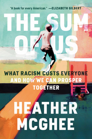 book cover of the sum of us by heather mcghee