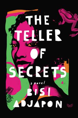The Teller of Secrets Book Cover
