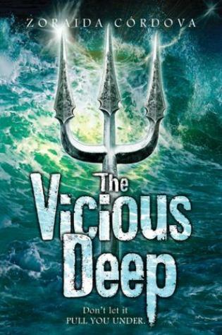 the vicious deep book cover
