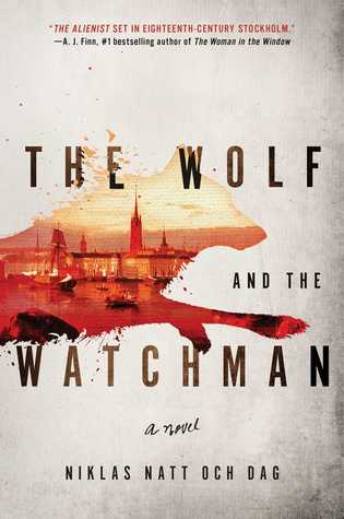 The Wolf and the Watchman Book Cover