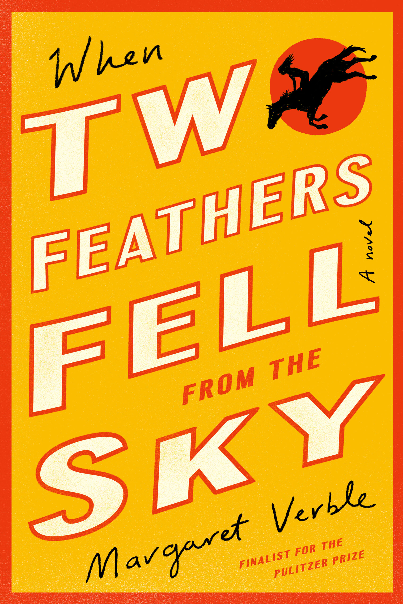 When Two Feathers Fell From the Sky Book Cover