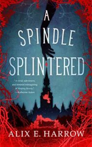 A Spindle Splintered cover