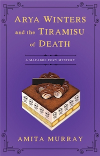 Arya Winters and the Tiramisu of Death cover image