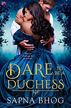 Cover of Dare to Be a Duchess