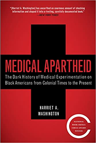 image of Medical Apartheid by Harriet A. Washington