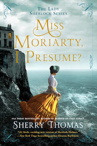 Miss Moriarty I Presume cover image