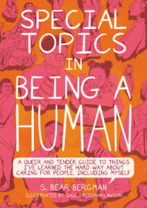 Special Topics in Being a Human cover