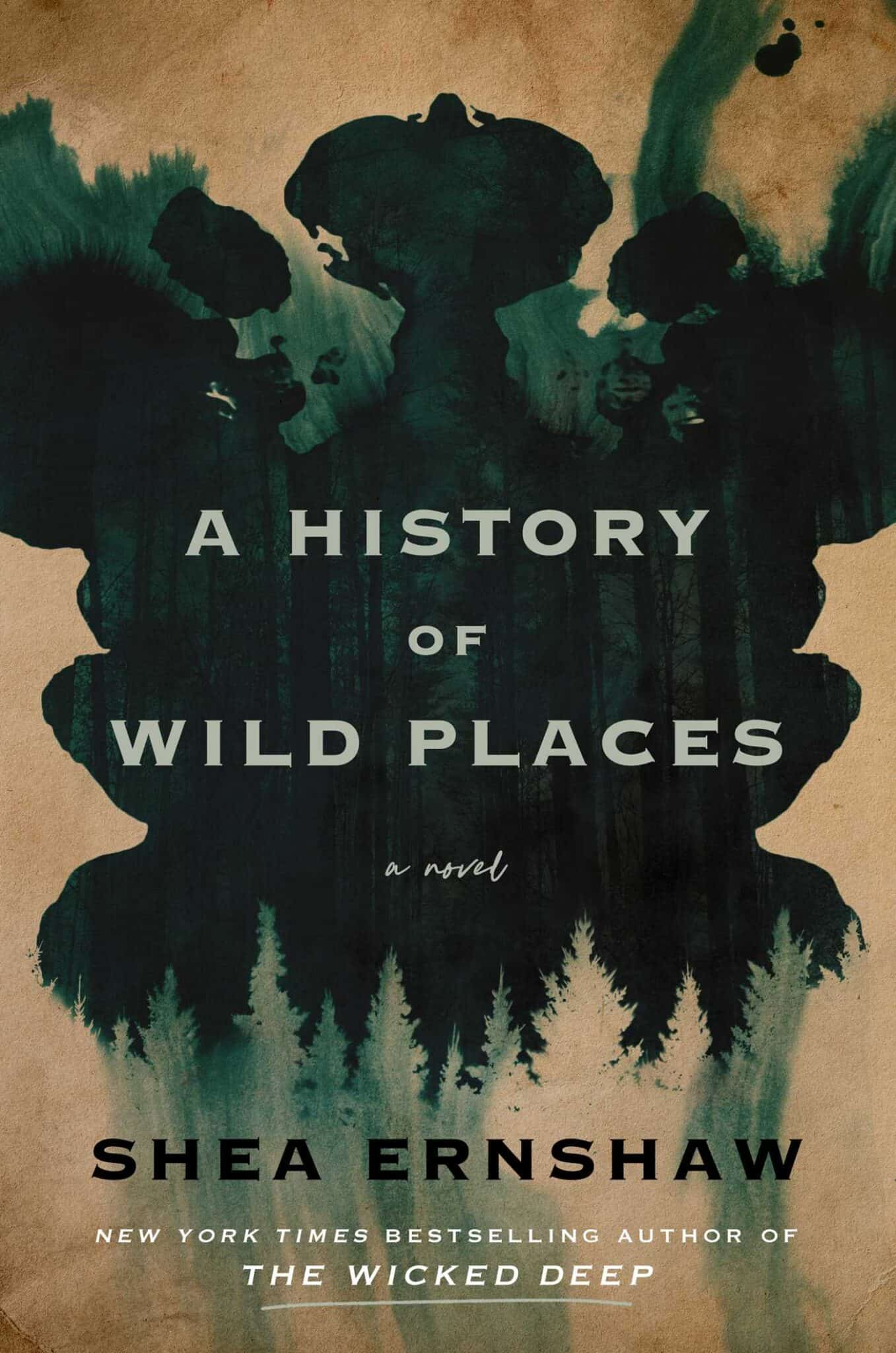 a history of wild places book cover