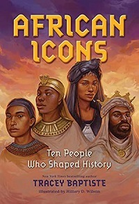 African Icons cover