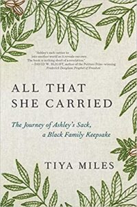 book cover all that she carried by tiya miles