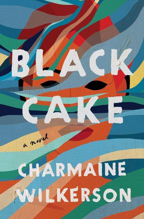 black cake book cover