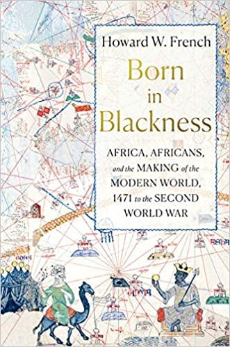 Born in Blackness Cover
