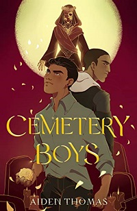 Cemetery Boys by Aiden Thomas