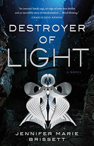 Cover of Destroyer of Light by Jennifer Marie Brissett
