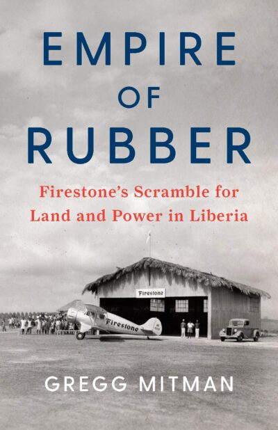 Empire of Rubber cover
