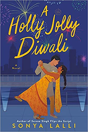 cover of Holly Jolly Diwali by Sonya Lalli