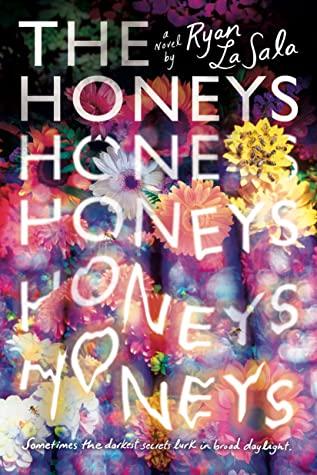 the honeys ya horror book cover