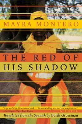 The Red of His Shadow Book Cover
