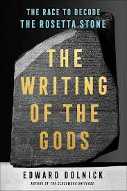 The Writing of the Gods cover